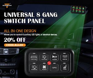 Extra 20% OFF For Universal On-Off Control 8 Switch Panel Electronic Relay System