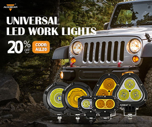 Extra 20% OFF For 2020 New LED Work Lighs