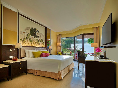 Bed & Breakfast Package: Stay with Free breakfast + Complimentary Dinning & Spa Credit    Dusit Hotels & Resorts