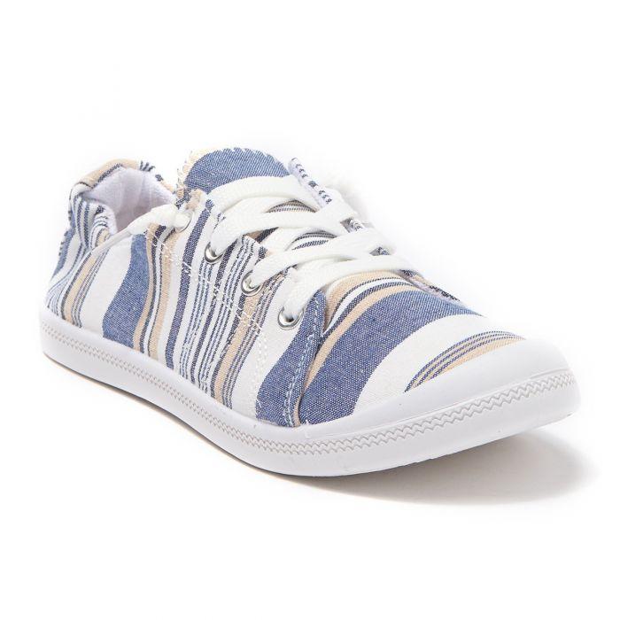 C&C California Women?s Jersey Scrunch Back Sneakers ? Slip On