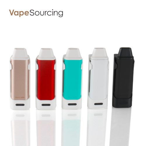 60.06% off for Eleaf iCare Mini Kit with PCC, only $3.99