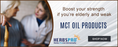 MCT oil products