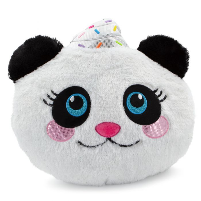 Whipped Cream Panda 15 Plush Pillow  Funny & Sweet Scented!