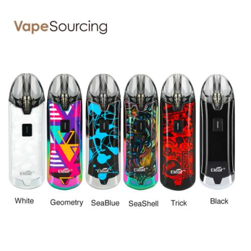 27.79% off for Eleaf Tance Max Pod System Kit 1100mAh, only $12.99