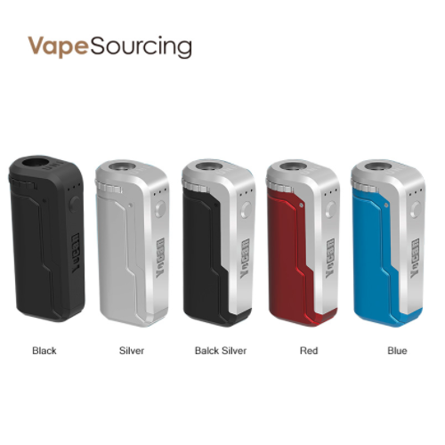27.30% off for Yocan UNI Universal Portable Vaporizer Box Mod 650mAh, only $7.99