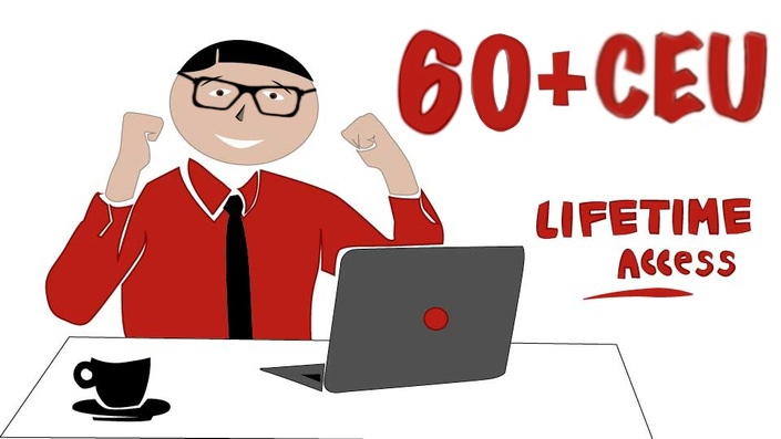 60 CompTIA CEU Training Bundle ? Get The 60 CompTIAᆴ CEUs You Need To Satisfy CompTIAᆴ Requirements