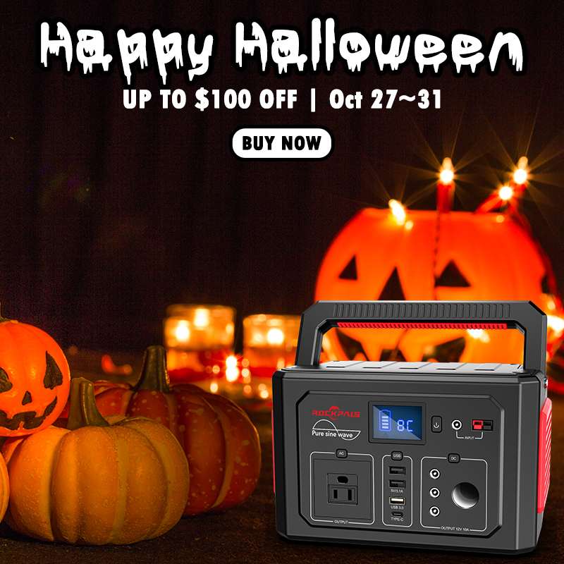 Halloween sitewide 15% off