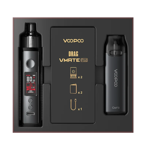 23.82% off for VOOPOO Drag X/Drag S & Vmate Pod Gift Set Limited Edition, only $31.99